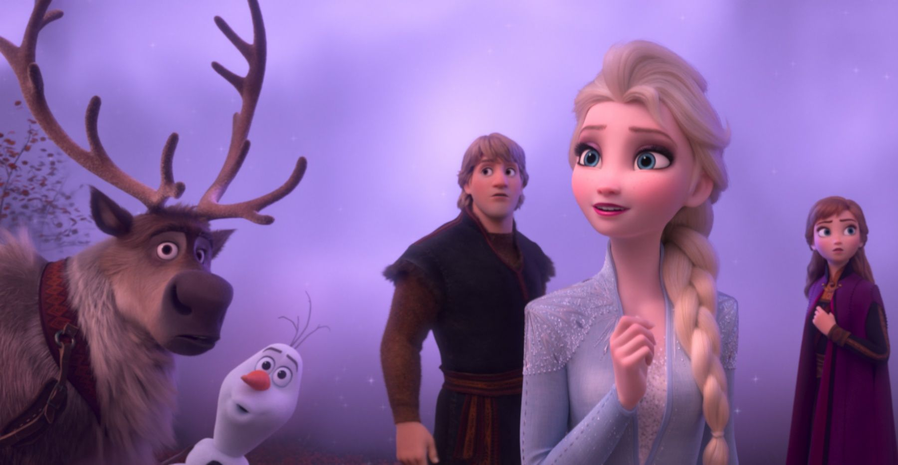 "First 'Frozen 2' Reactions Praise a Darker Sequel with a Worthy ""Let It Go"" Successor"