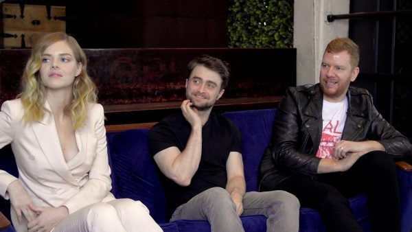 guns-akimbo-interview-samara-weaving-daniel-radcliffe-jason-lei-howden