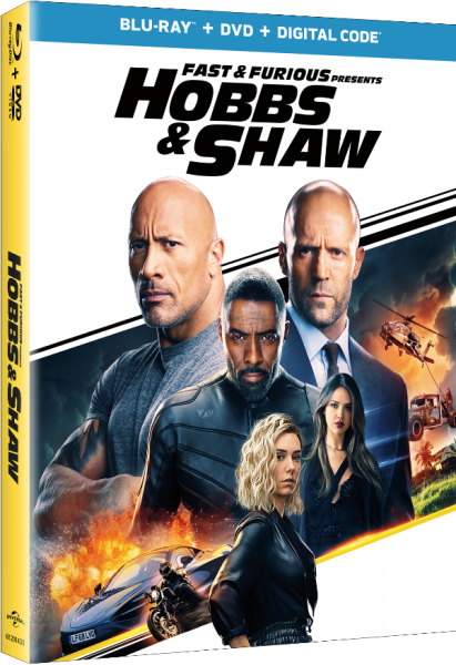 Hobbs & Shaw Digital & Bluray Release Date, Details Revealed