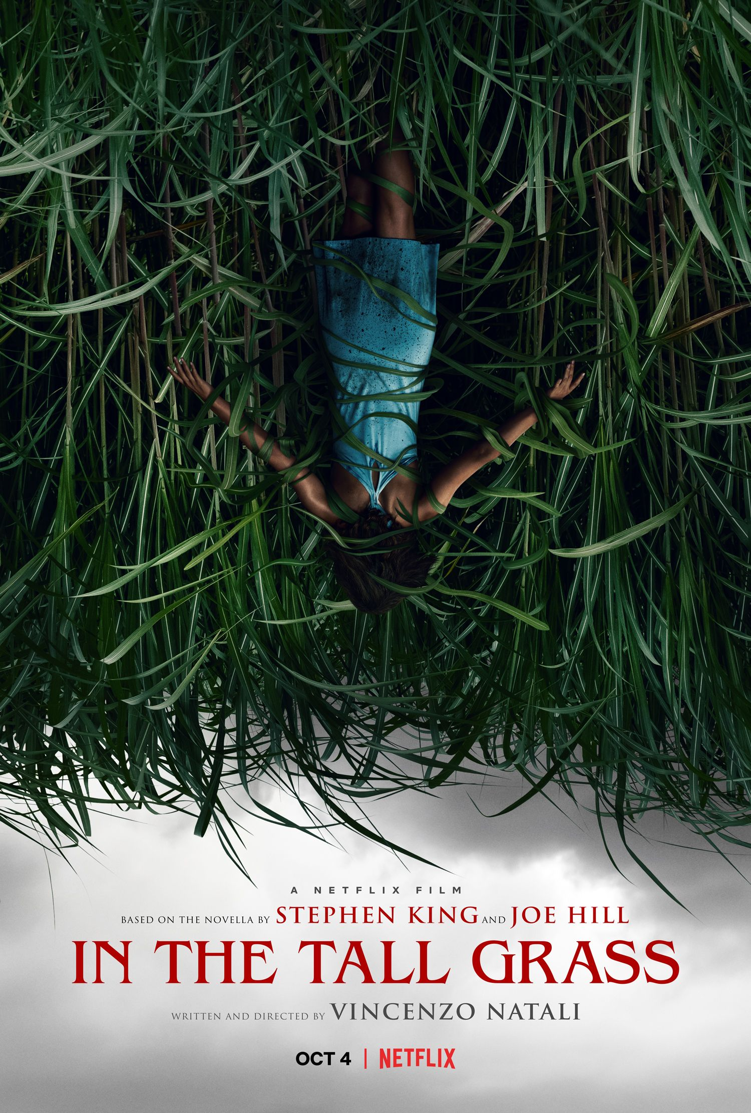 In the Tall Grass Trailer Teases Netflix's Twisted Stephen
