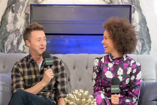 motherless-brooklyn-edward-norton-gugu-mbatha-raw-interview