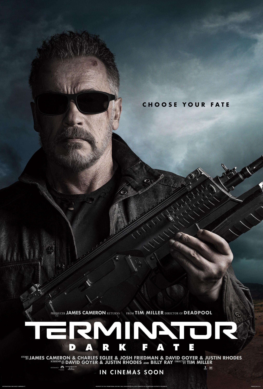 Terminator: Dark Fate 2019 Full Movie Download And Watch Online