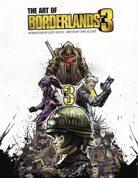 the-art-of-borderlands-3-cover
