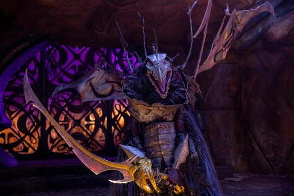 Jason Isaacs on The Dark Crystal: Age of Resistance and The