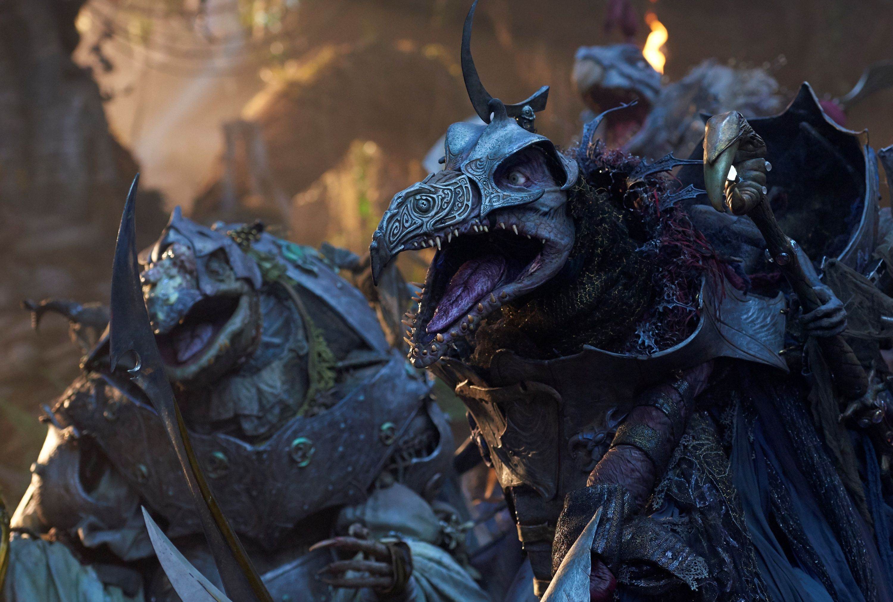 The Dark Crystal: Age of Resistance Canceled at Netflix | Collider