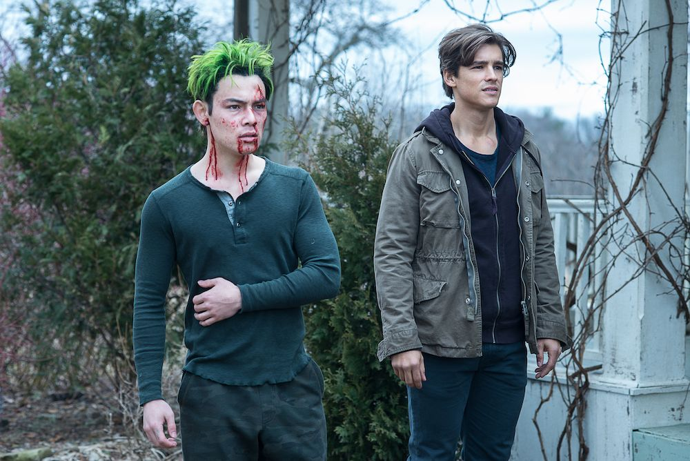 Titans Season 2 Review: A Frustrating Return Ends on a High