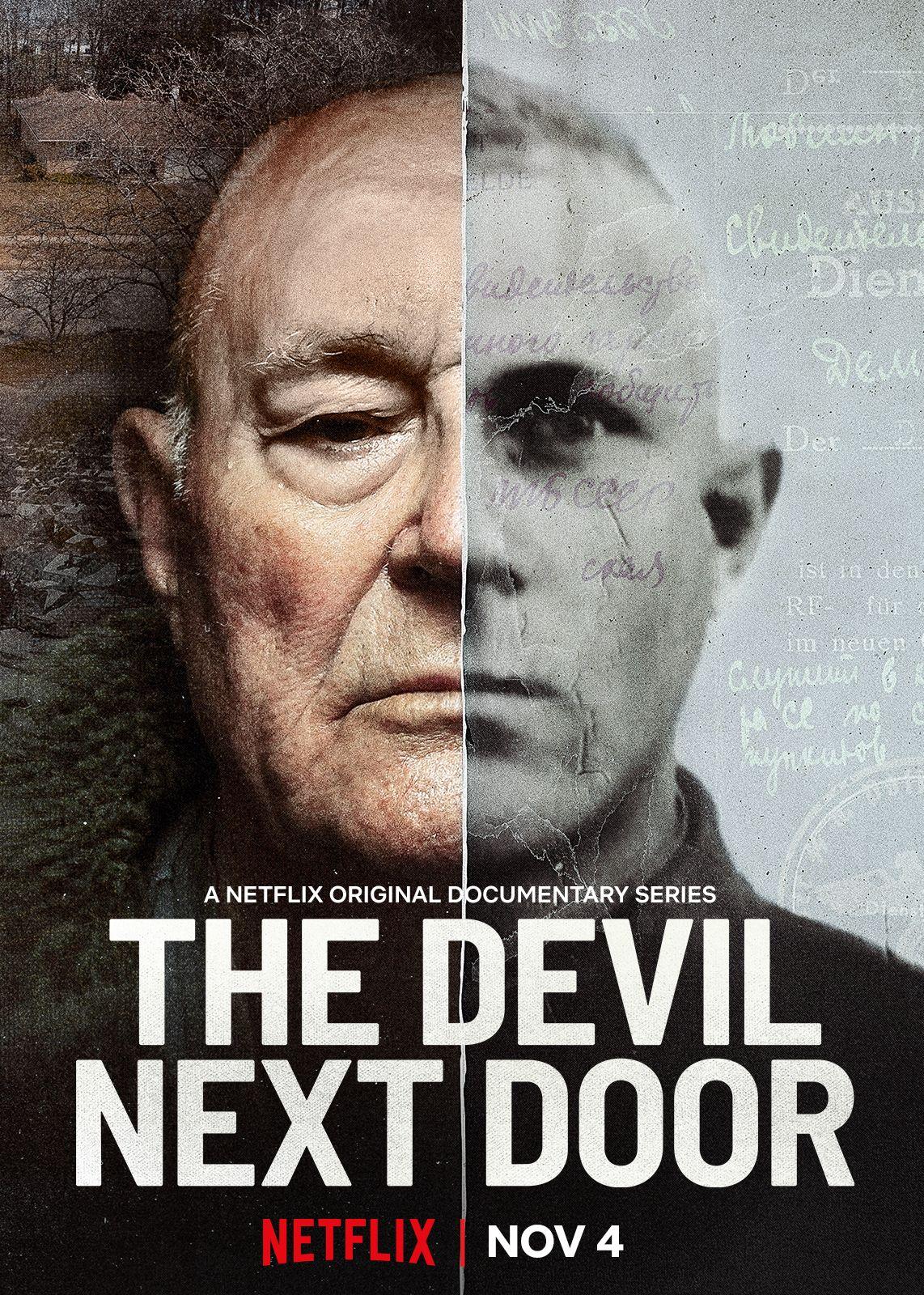 Image result for The Devil Next Door poster