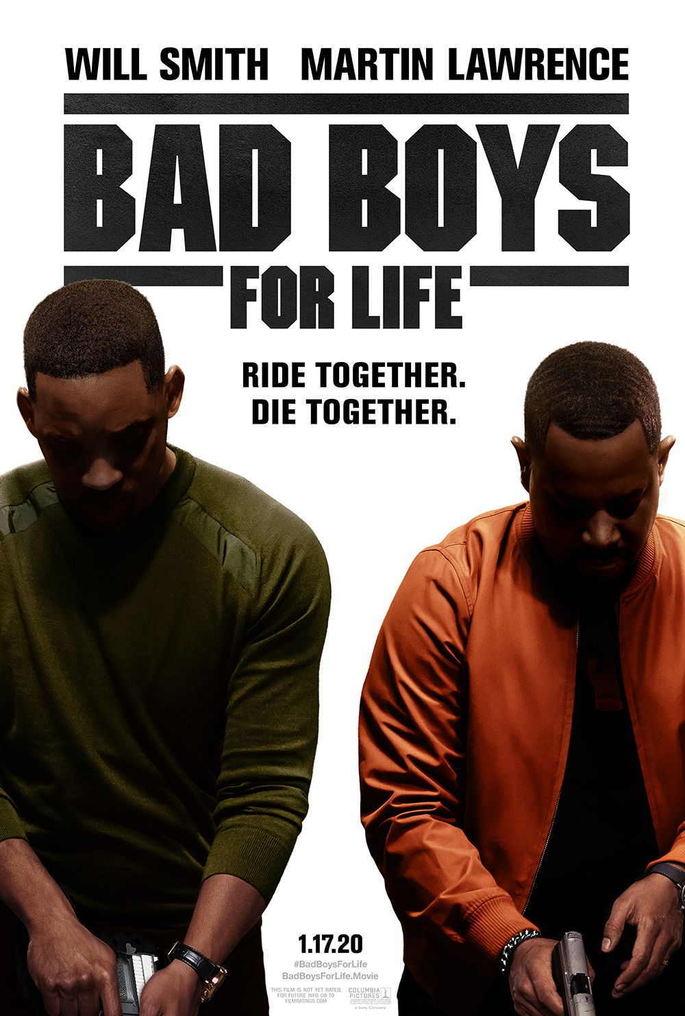 Image result for bad boys for life poster