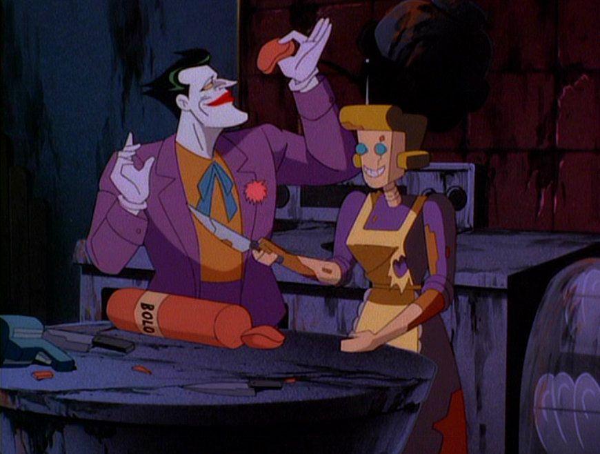 Awe Inspiring Batman Animated Series Joker Episodes Ranked Worst To First Machost Co Dining Chair Design Ideas Machostcouk
