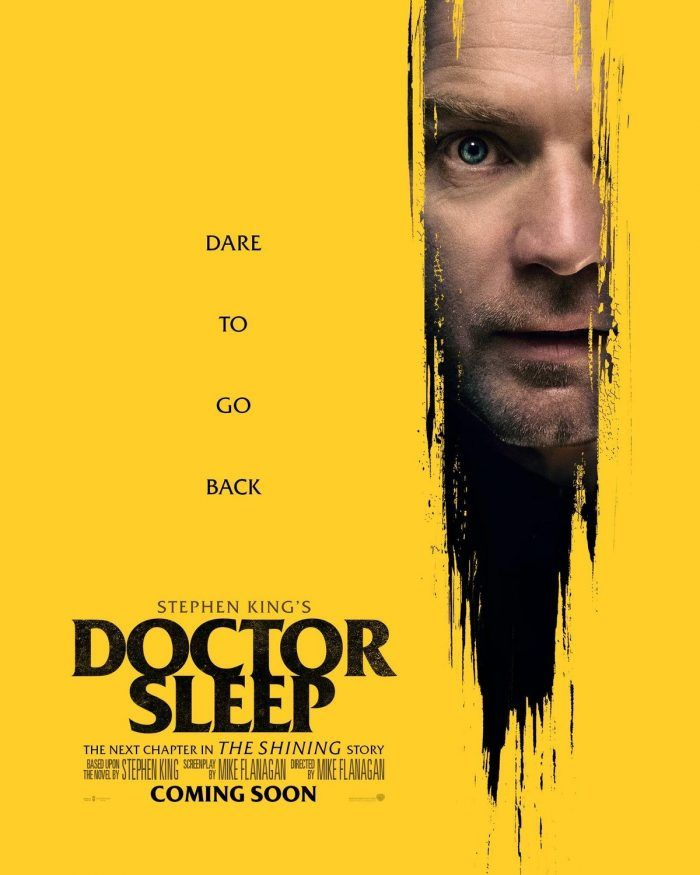 Image result for Doctor Sleep movie poster