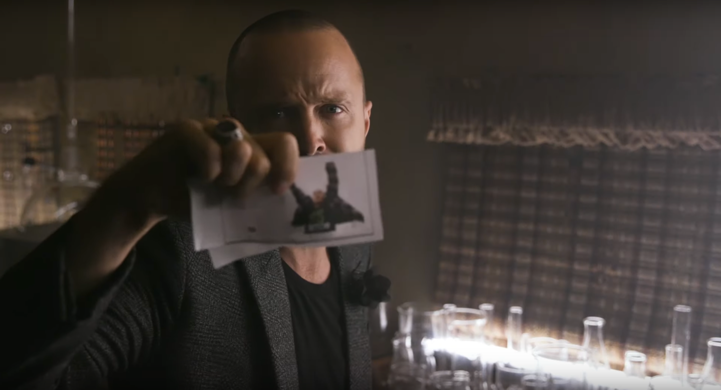 Watch Aaron Paul and the 'Breaking Bad' Cast Read 'El Camino' Trailer Comments