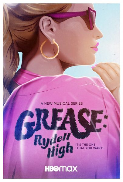 grease-rydell-high-poster