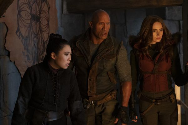 jumanji-2-the-next-level-awkwafina-dwayne-johnson-karen-gillan