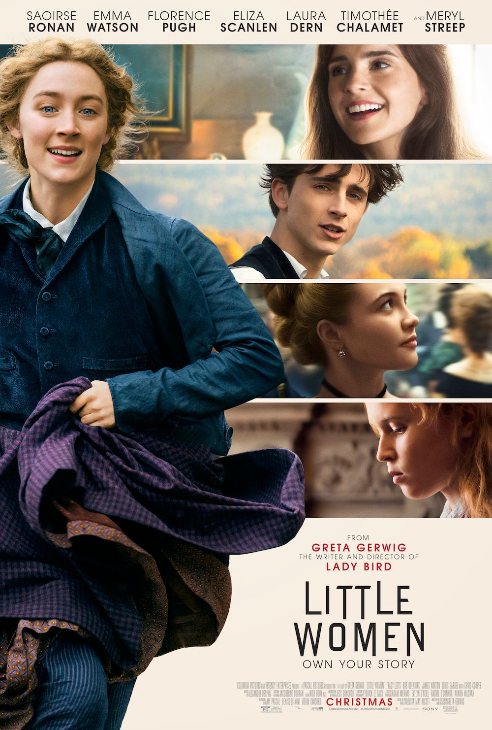Image result for little women movie poster