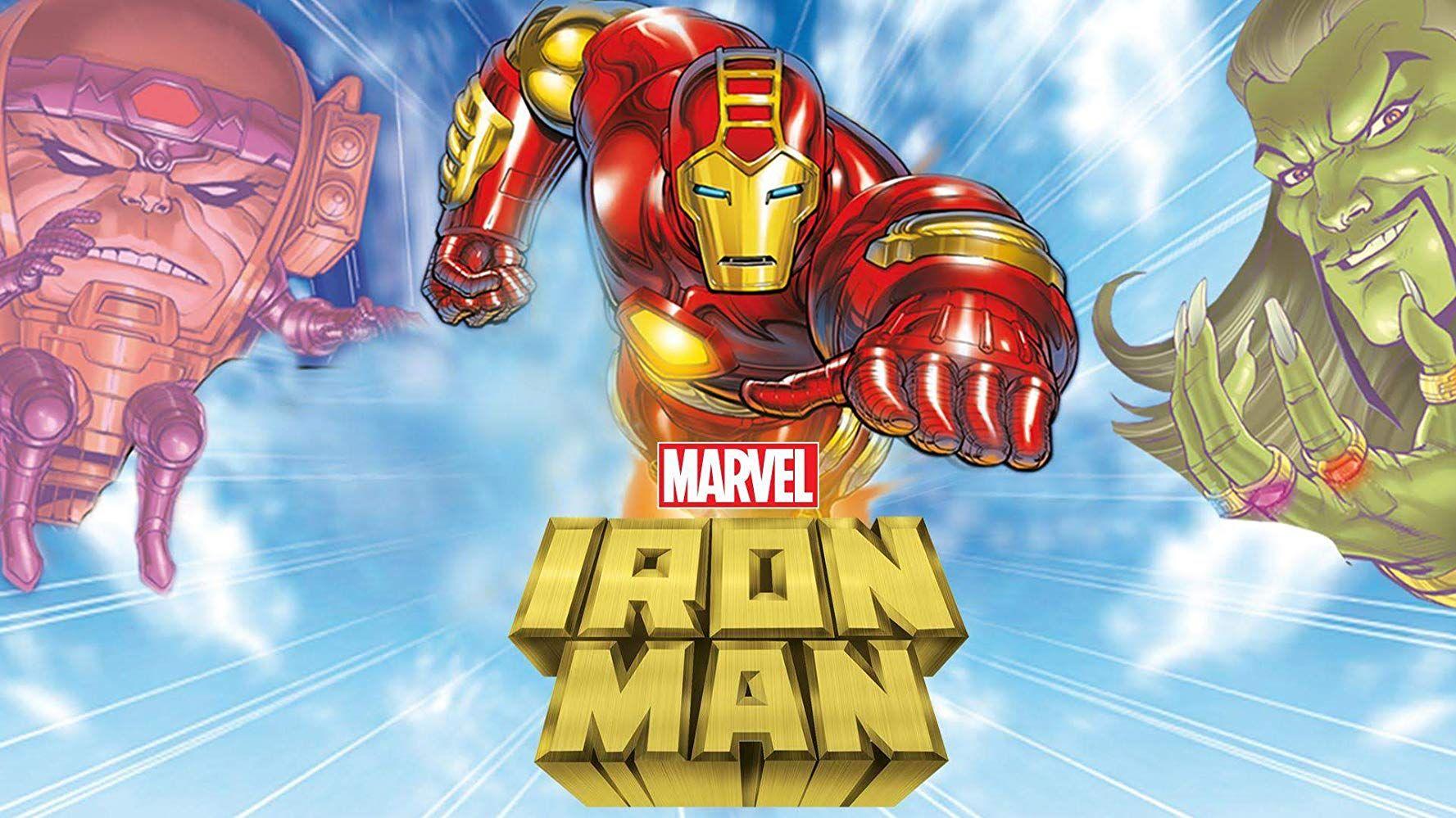 90s iron man
