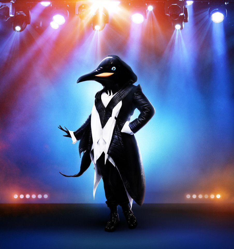masked-singer-penguin