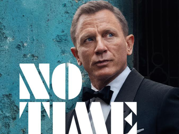 No Time To Die First Poster For Next James Bond Film Debuts
