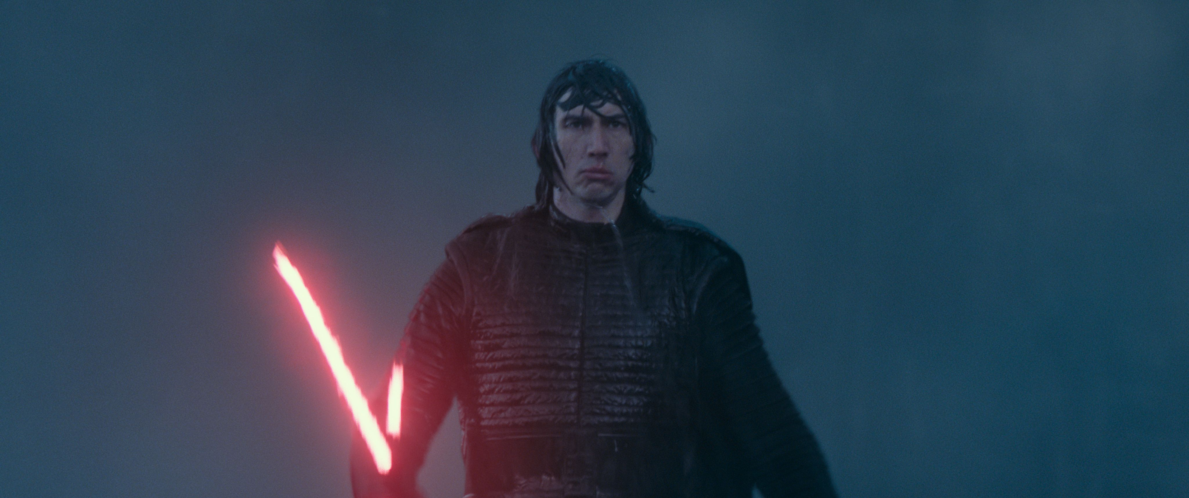 star wars 9 images reveal rey  kylo ren  finn  poe  and space horses