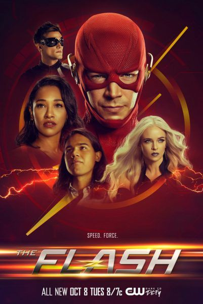 Download The Flash S6 Episode 4 English HDTVRip 720p 350MB
