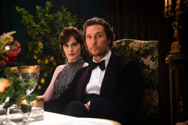 the-gentlemen-movie-matthew-mcconaughey-michelle-dockery