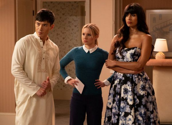 the-good-place-manny-jacinto-jameela-jamil-kristen-bell