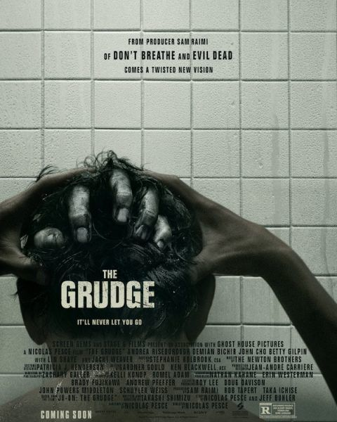 Image result for the grudge 2020 poster