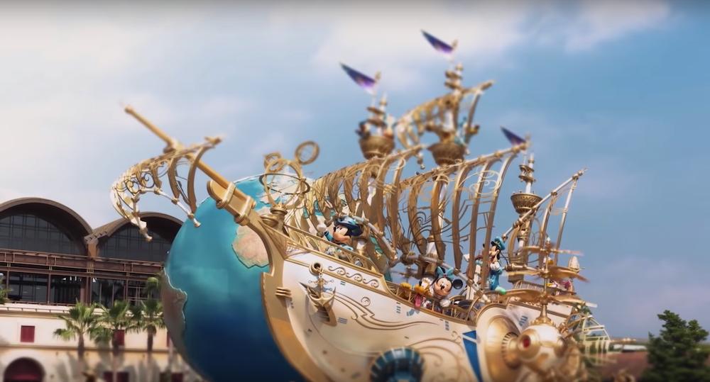 Disney Plus The Imagineering Story Trailer Goes Inside Disneyland