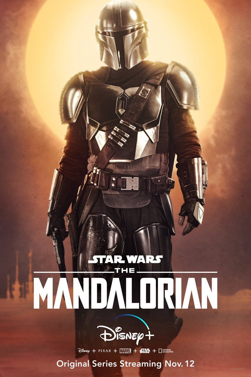 The Mandalorian Character Posters Tease All New Star Wars Heroes Collider