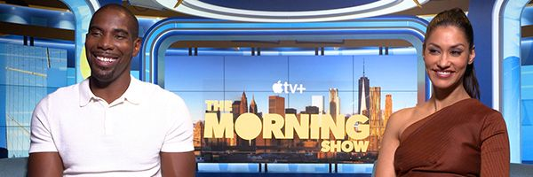 the-morning-show-janina-gavankar-desean-terry-interview-apple-tv-slice