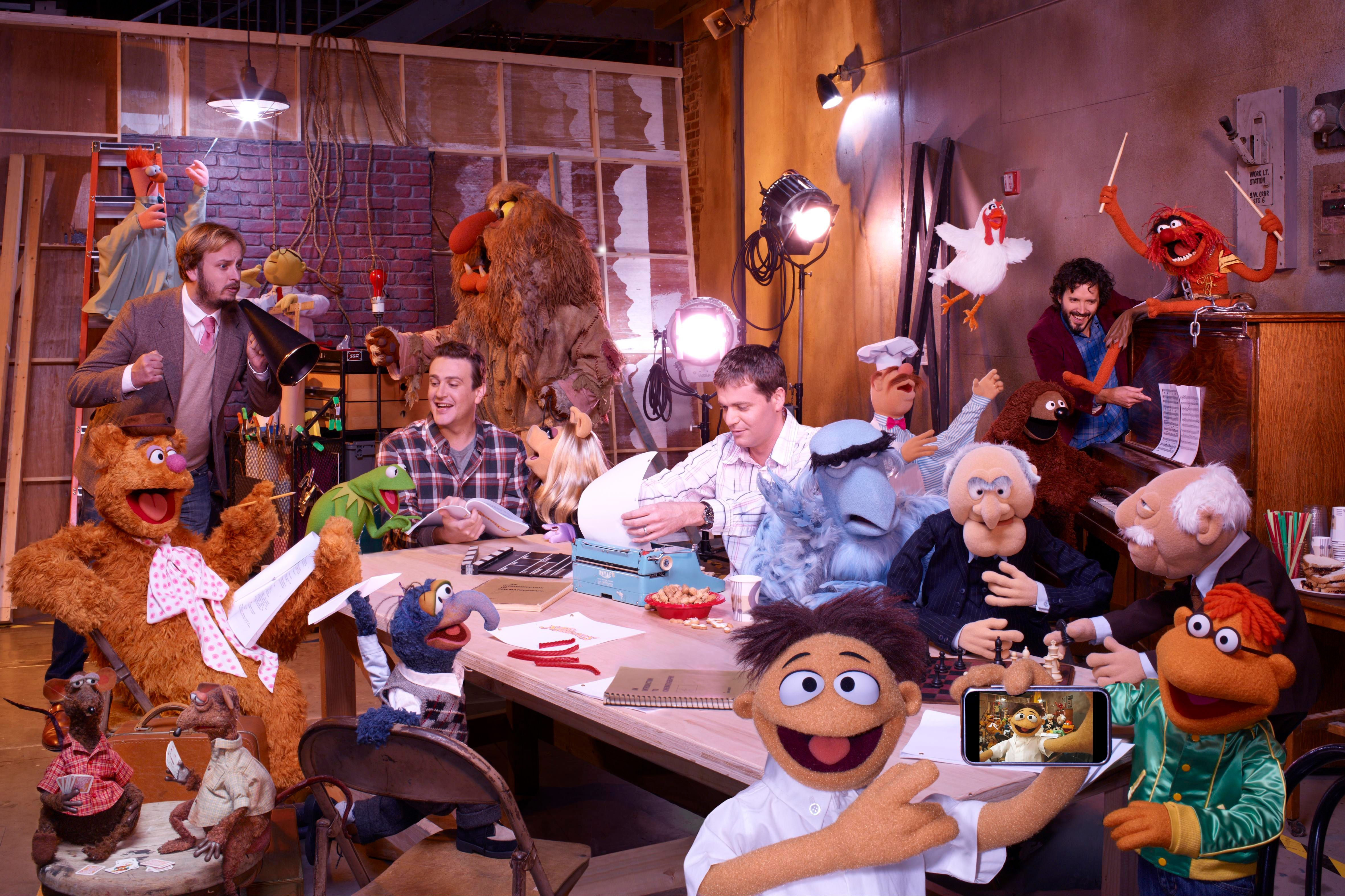 the-muppets-cast
