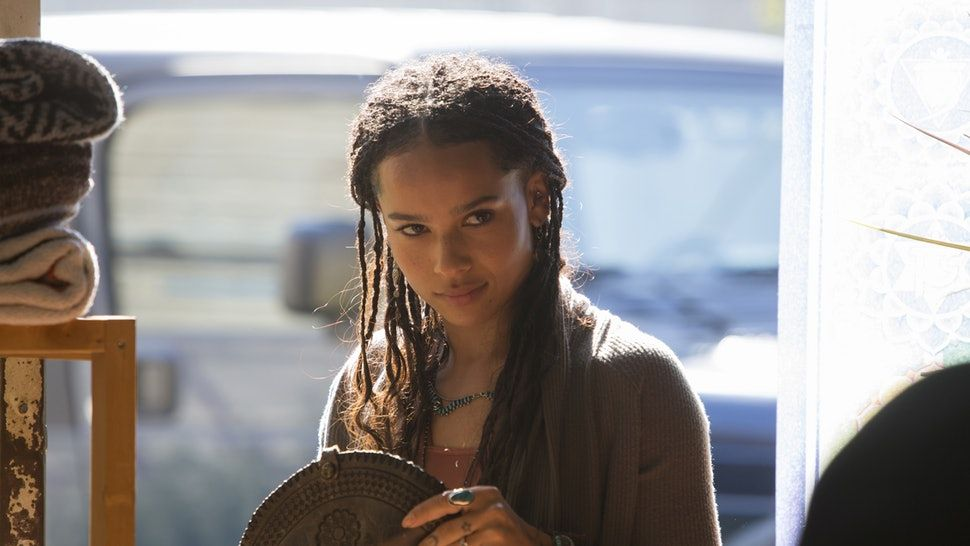 Zoe Kravitz to Play Catwoman in 'The Batman'