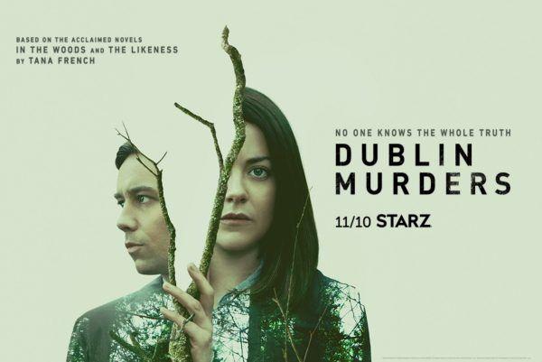Dublin Murders poster.