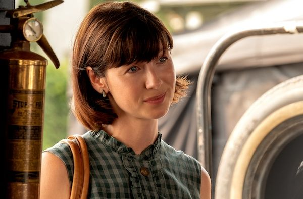 Caitriona Balfe on 'Ford v Ferrari' and What to Expect from 'Outlander' Season 5