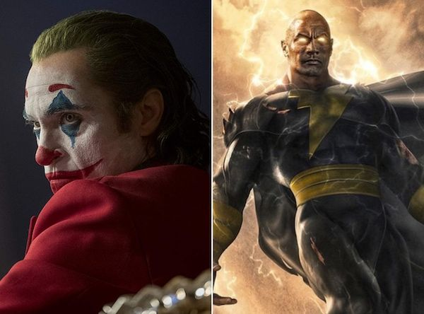 Dwayne Johnson Says 'Joker' DP Larry Sher Will Shoot 'Black Adam' - Collider.com