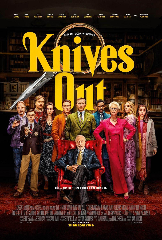 knives out ile ilgili görsel sonucu