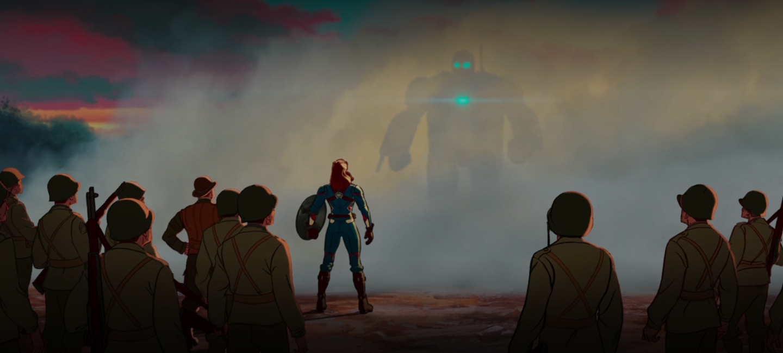 'Marvel'ın What If?' Animasyon Serisinden 30 Yeni Fotoğraf - Geekrobats
