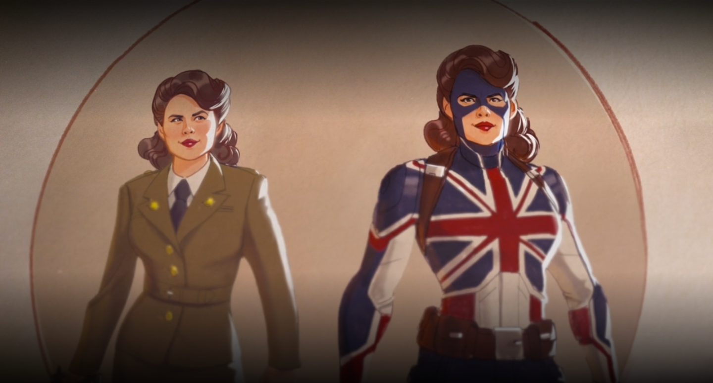 Marvel's What If Stories Revealed in Images of Zombie Captain America | Collider