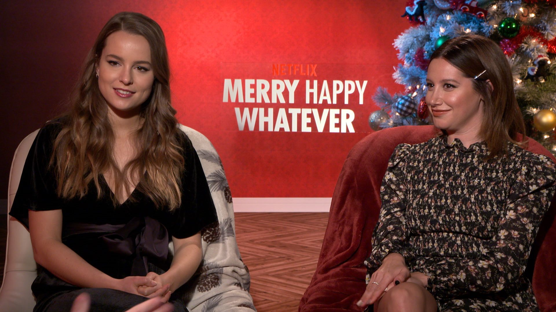 Merry Happy Whatever: Bridgit Mendler & Ashley Tisdale Interview ...