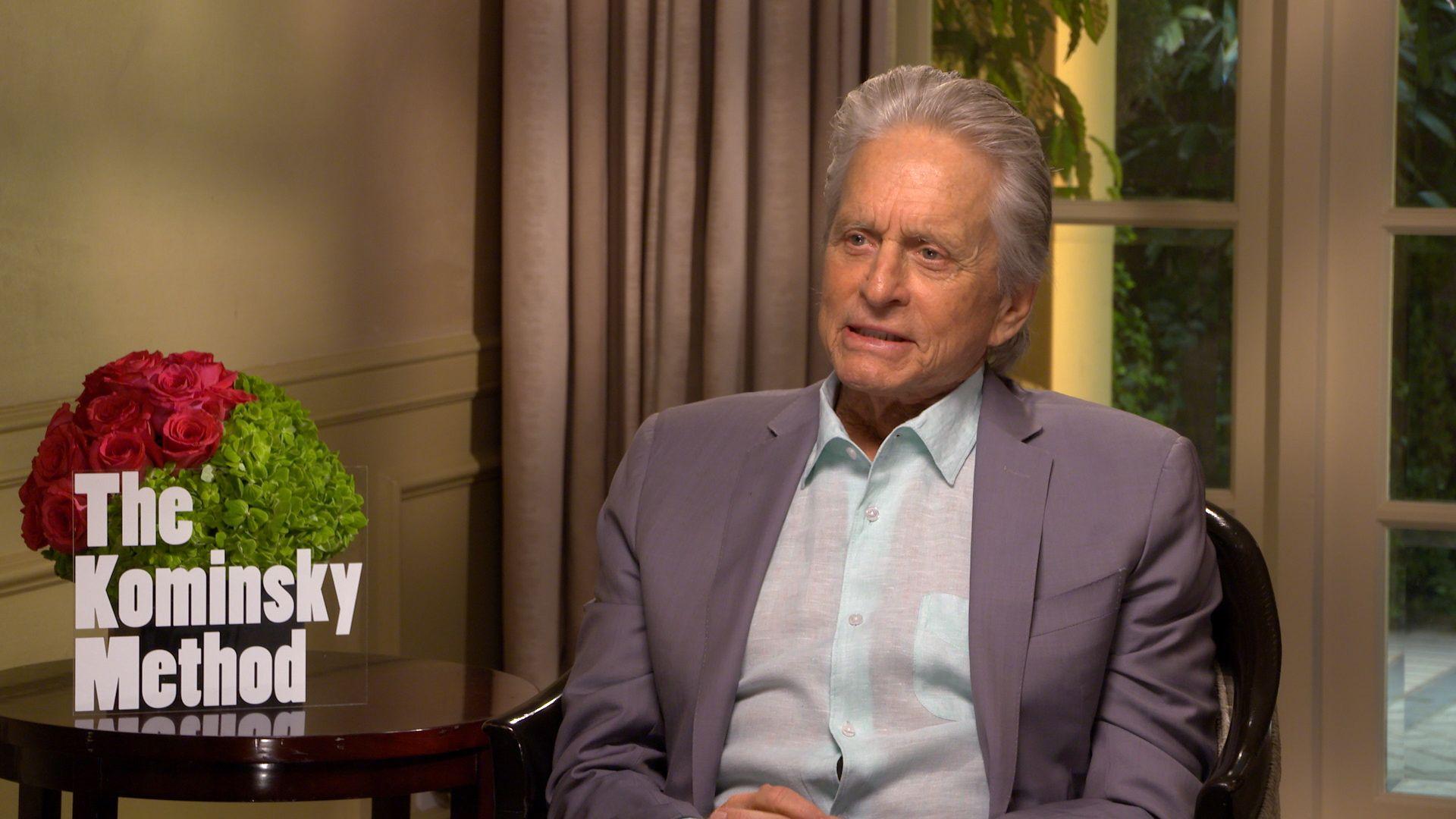Michael Douglas Talks 'The Kominsky Method' Season 2 and When He Shoots 'Ant-Man 3' - Collider.com
