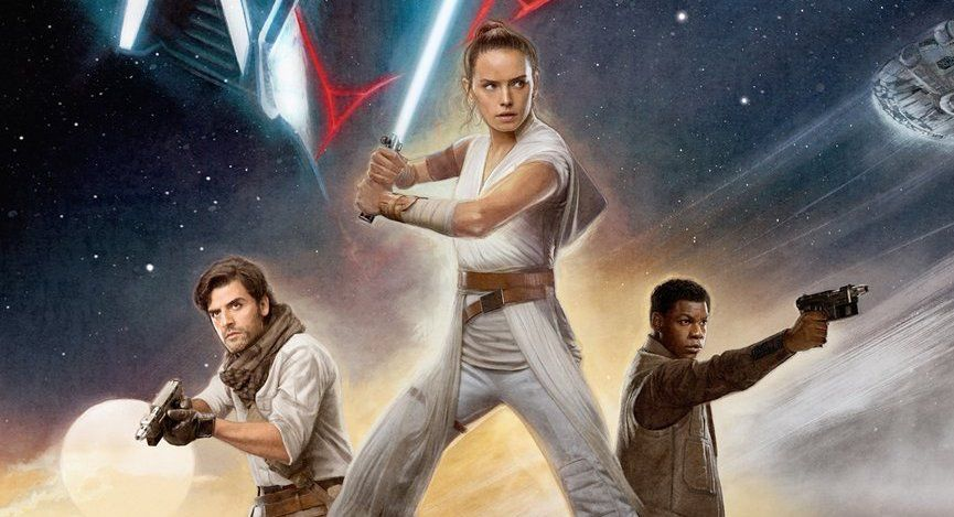 New Star Wars Rise Of Skywalker Posters Are All About Rey Kylo Ren Collider
