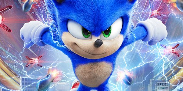 New Sonic The Hedgehog Posters Revealed At Ccxp 2019 Collider