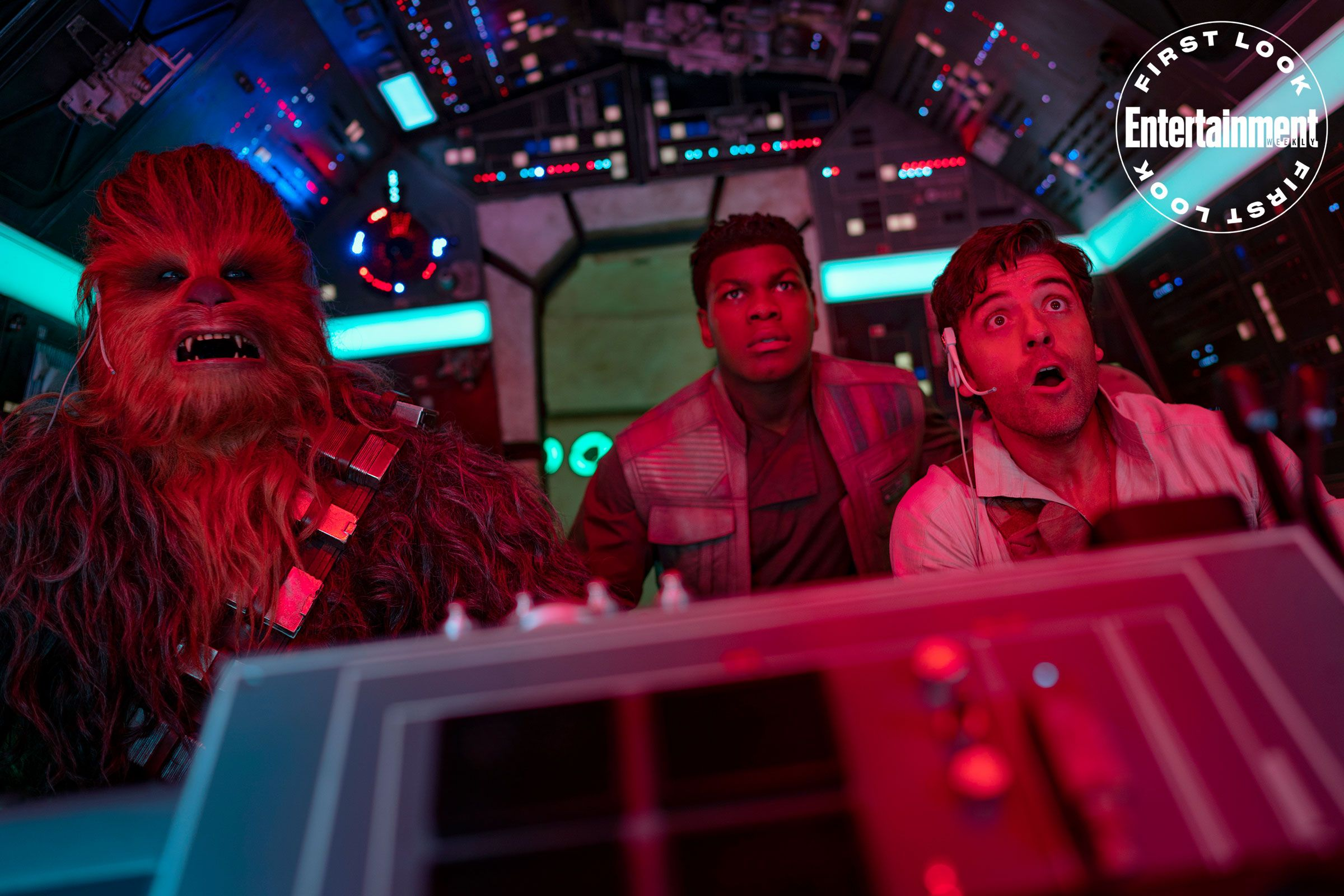 Star Wars Rise Of Skywalker Image Puts Poe Dameron In The Pilot Seat Collider