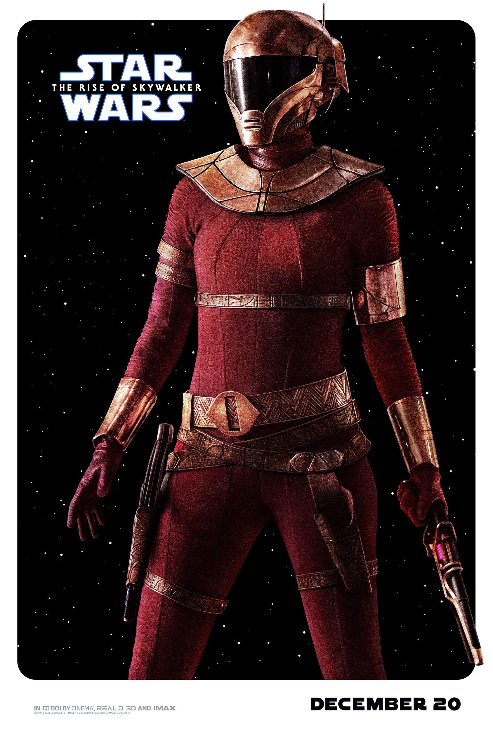 Rise Of Skywalker Cast On Bringing The Saga To An End Collider