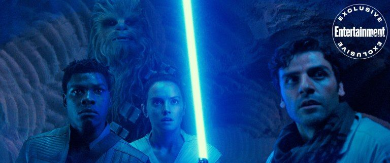 New Star Wars The Rise Of Skywalker Images Tease Kylo Rey And More Collider
