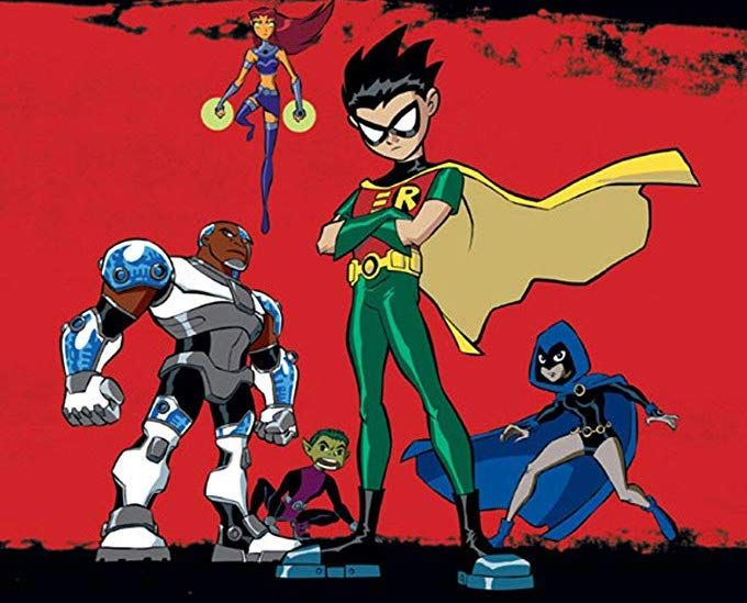 Teen Titans Series Blu-Ray Release Date And Bonus Content -2483