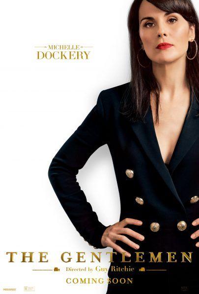 the-gentlemen-poster-michelle-dockery