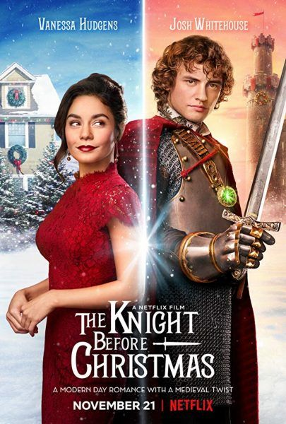 Image result for the knight before christmas poster