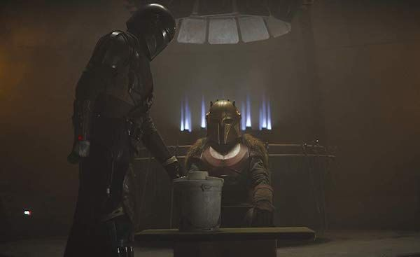 What Is A Mandalorian Character Race More On The Star Wars Show Collider