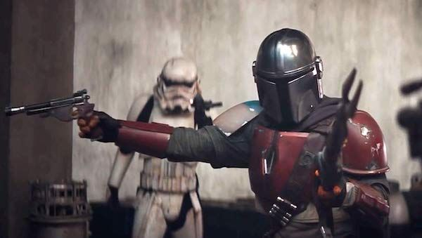 The Mandalorian Armor And Weapons Explained What Is A Whistling Bird Collider