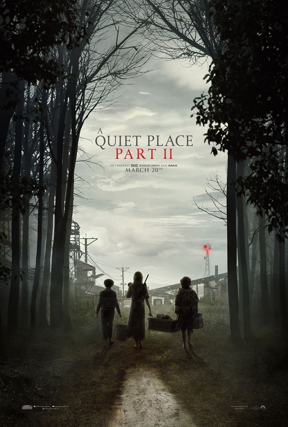 A Quiet Place 2 Trailer Teaser and Poster Hints at New ...